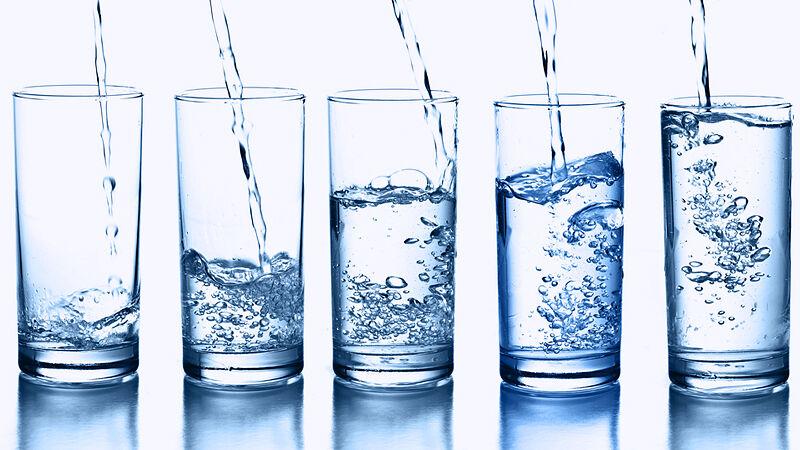 A víz hatásai a vesékre.