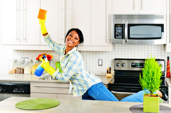 Hatásos háztartási praktikák.