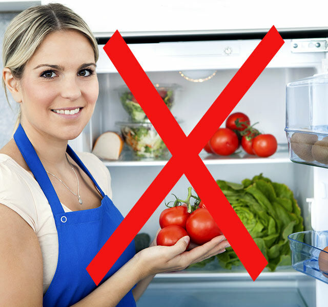 Tudd meg melyik ételt hol tárold.