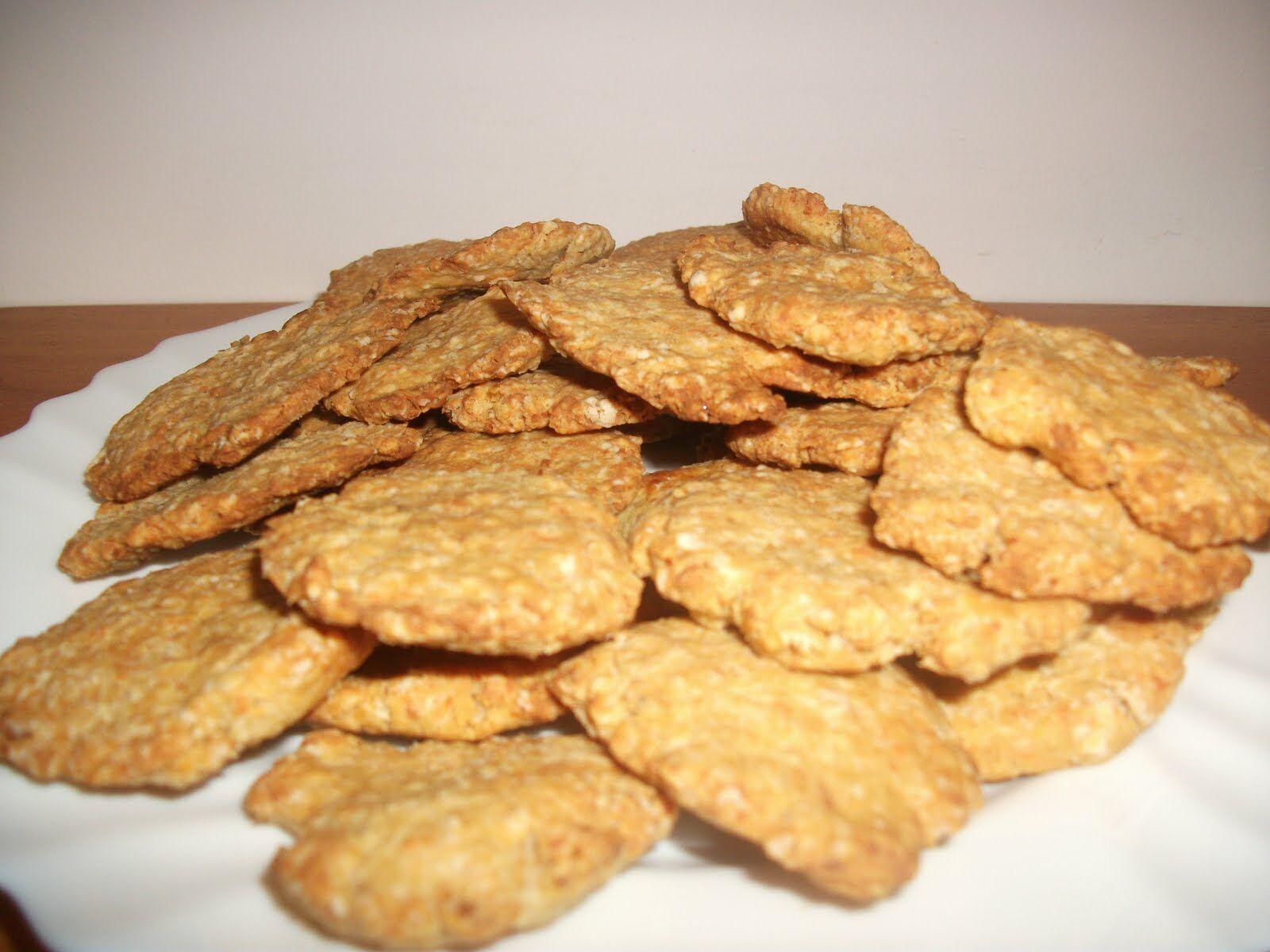 Készíts te is kalóriaszegény kekszet.