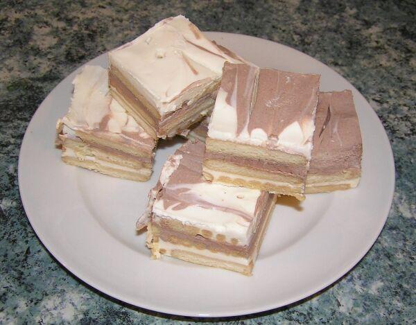Sütemény cukor és liszt nélkül.