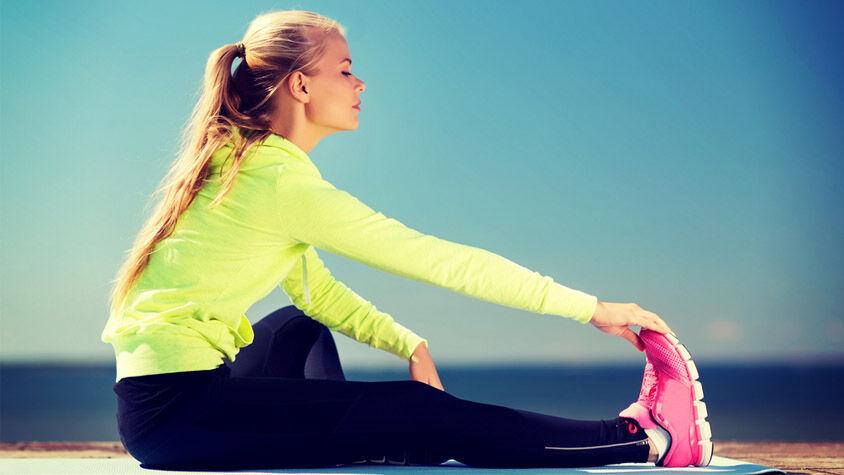 Mozogj naponta, hogy szép legyen az alakod nyárra.