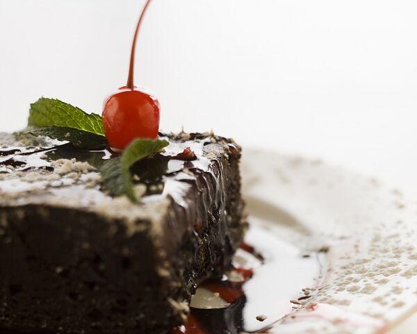 Készíts te is egészséges csokitortát.