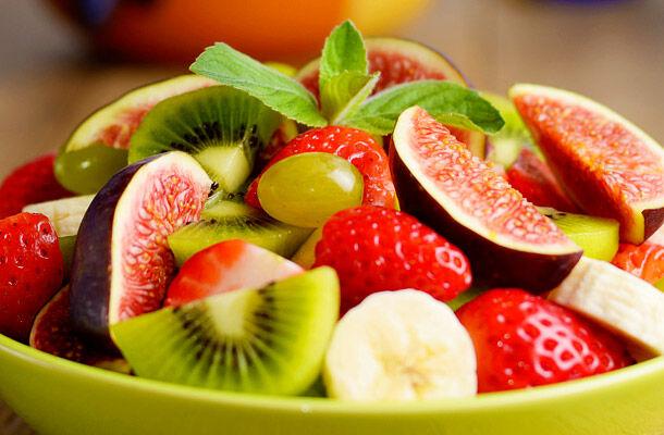 A gyümölcsfogyasztás fontossága.