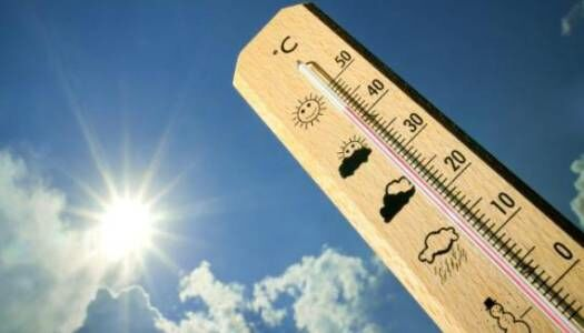 Hőségriadó elleni tevékenységek.