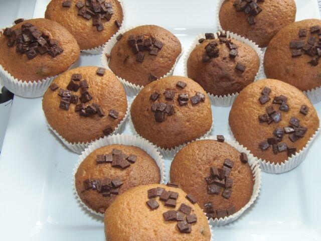 Készíts diabetikus muffint.