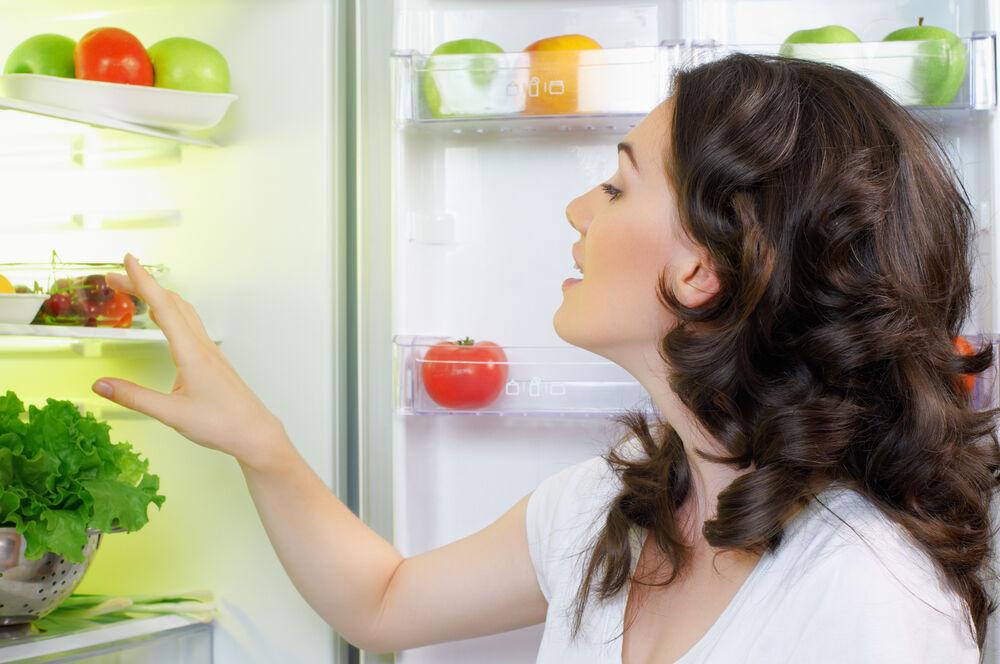Így tárold az ételeidet.
