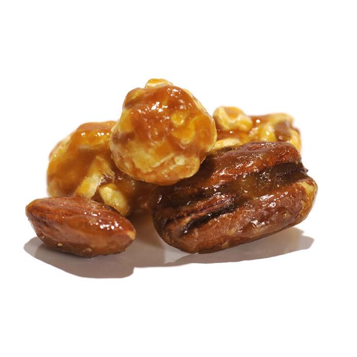 Karamellás dió egészségesen. Így készíthetsz te is finom és egészséges karamellás diót.