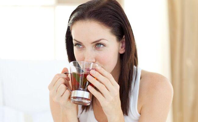 A teafogyasztás pozitív hatásai.
