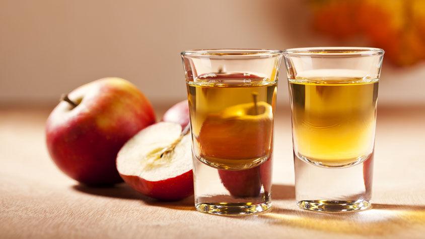 Torokfájás ellen almaecet