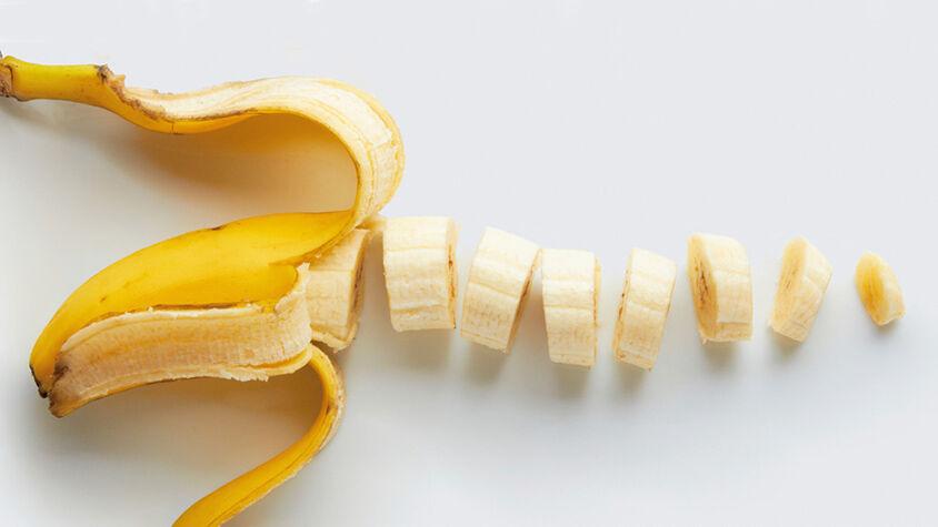 Banánhéj alkalmazása