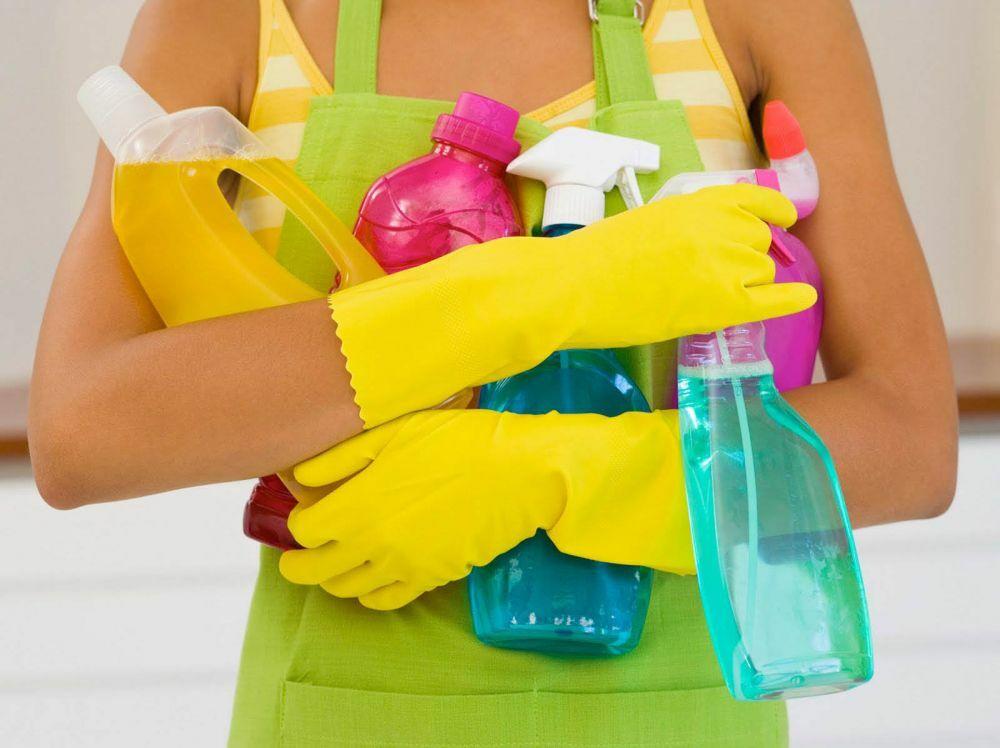 Házi tisztítószerek hatásai