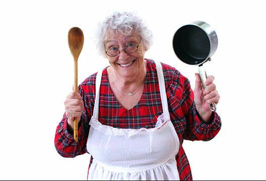 Trükkök nagymama konyhájából.