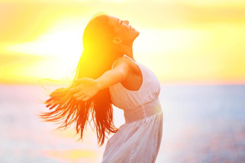 Napfény pozitív hatásai a szervezetre