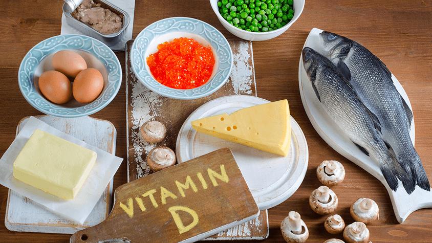 Vitaminok amikre szükség van.