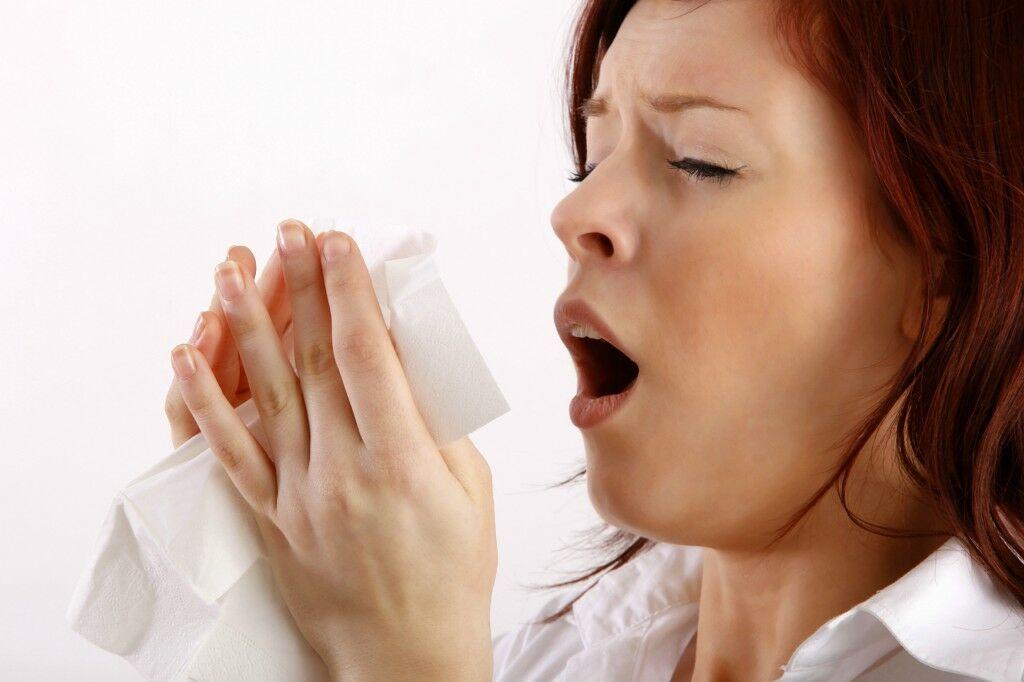 Tüdőgyulladás kialakulása