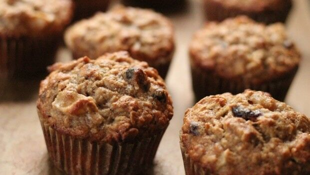 Egészséges muffin