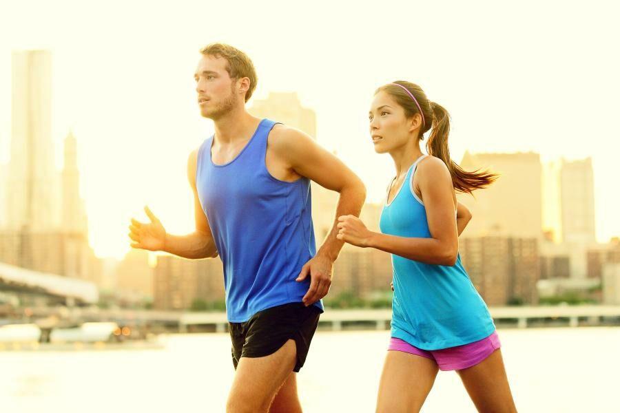 A mozgás pozitív hatásai.