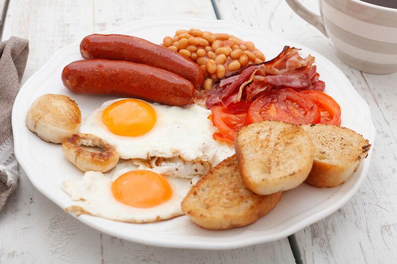 Mennyit együnk reggelire.