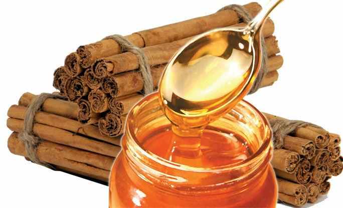 A méz és a fahéj kombinációja.