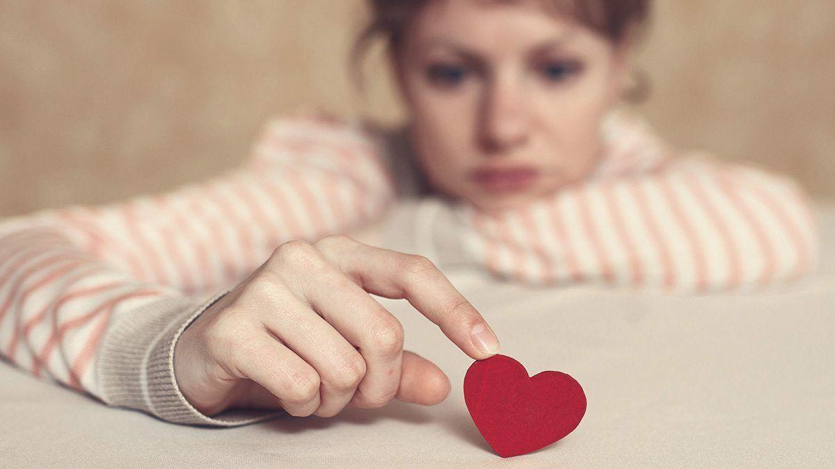 A szeretethiány tünetei.