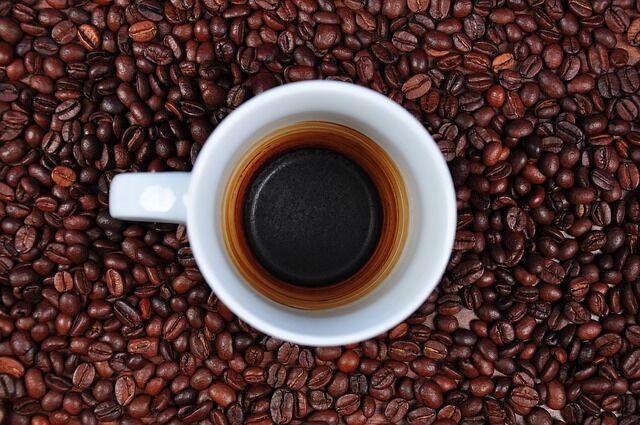 Egészséges kávéfogyasztás.