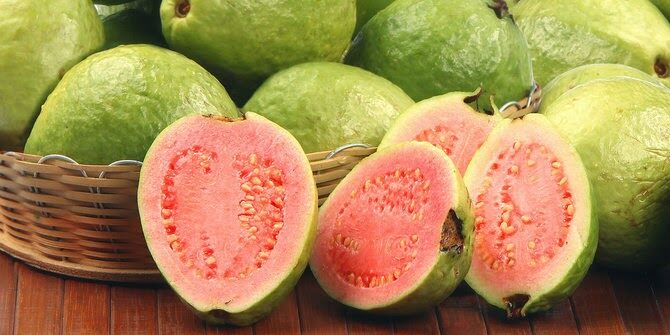Guava hatásai.
