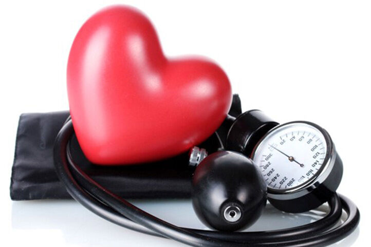 Vérnyomásproblémákra.