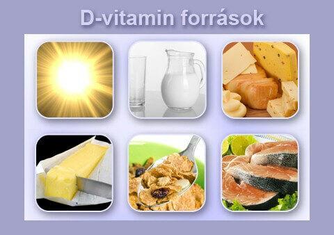 A testsúlyra is hatással a D-vitamin hiány.