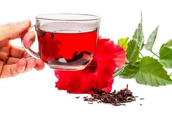 Hibiszkusz tea elkészítése