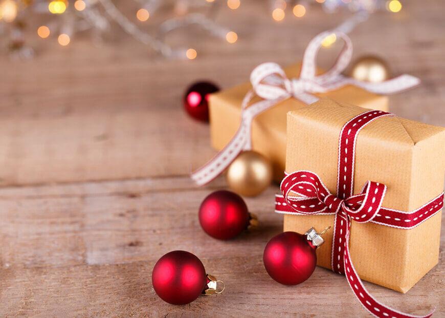 Hatásos ajándékötletek karácsonyra.