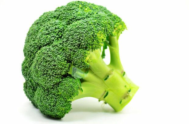 Brokkoli a légutak egészségének megőrzésére.