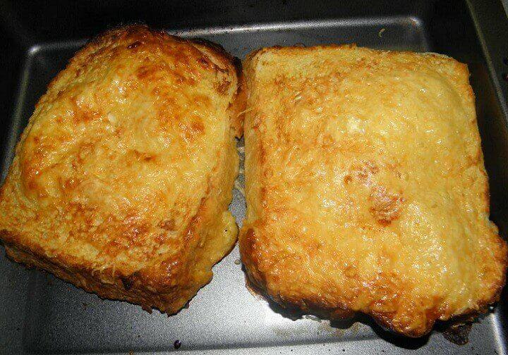 Bundás kenyér sütőben recept.