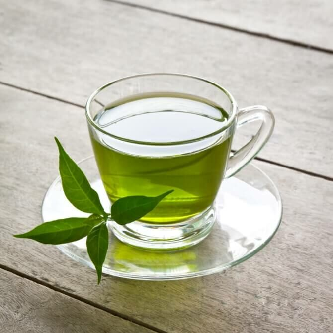 Teák magas vérnyomás ellen - zöld tea