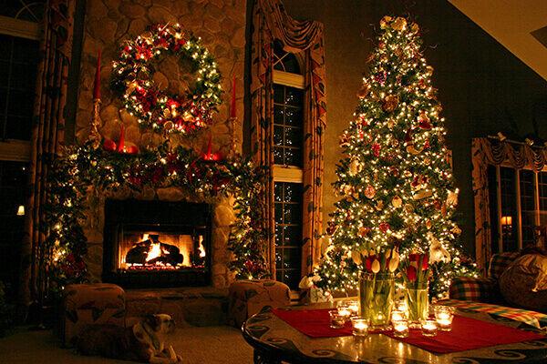 Karácsonyfa állításának története.