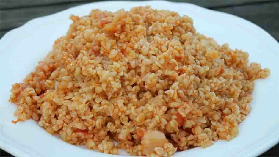 A török rizs lényegében nem is rizs. Most megtudhatod, hogyan kell elkészíteni.
