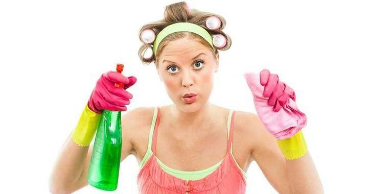 Néhány hasznos takarítási tipp.