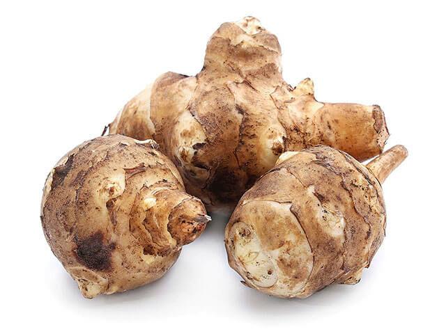 A csicsókát legjobb – mint a legtöbb zöldséget - nyersen fogyasztani. Így hasznosulnak legjobban a vitaminjai és ásványi anyagai.