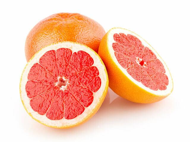 Grapefruit: Nagyon egészséges gyümölcs, de a magjából készített kivonat páratlan hatásokkal rendelkezik. Vírus- és gombaölő, és immunerősítő hatással bír.