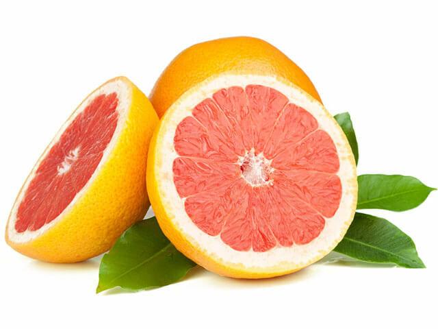 A grapefruit rosttartalma magas, kalóriatartalma alacsony. Keringési rendszerünk oltalmazója, de egyes emésztőszervi megbetegedések gyógyítására is kiváló.