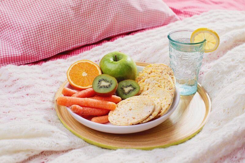 Zöldséges-gyümölcsös kividiéta