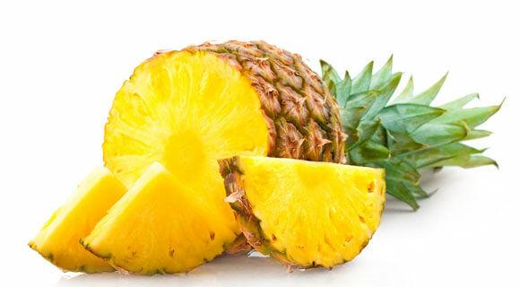 Az ananász és a mangó leve kiváló a méreganyagok kiürítésére. Ráadásul feltölti a szervezetet energiával is.