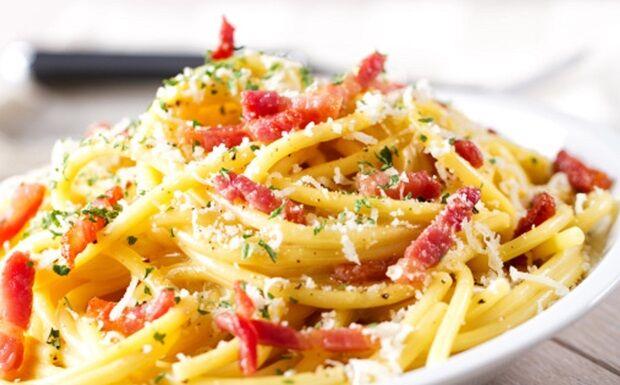 Cukkinispagetti