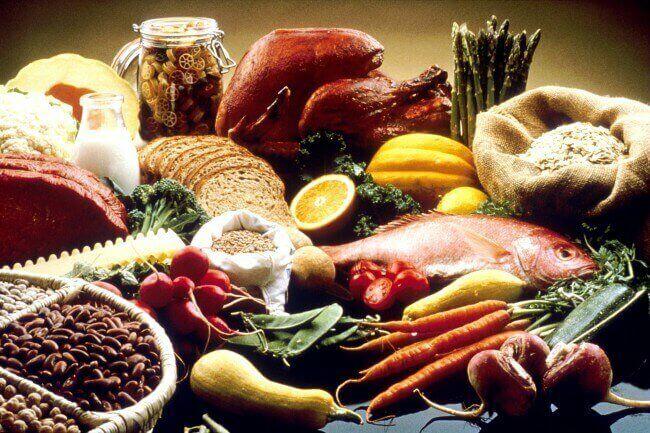 A világ 10 legegészségesebb étel a világon
