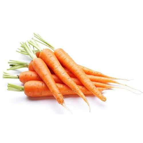 Fogyassz sárgarépát, hogy pótolj néhány, a szervezeted számára fontos vitamint.
