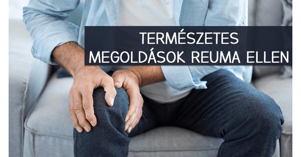 a reuma természetes kezelése