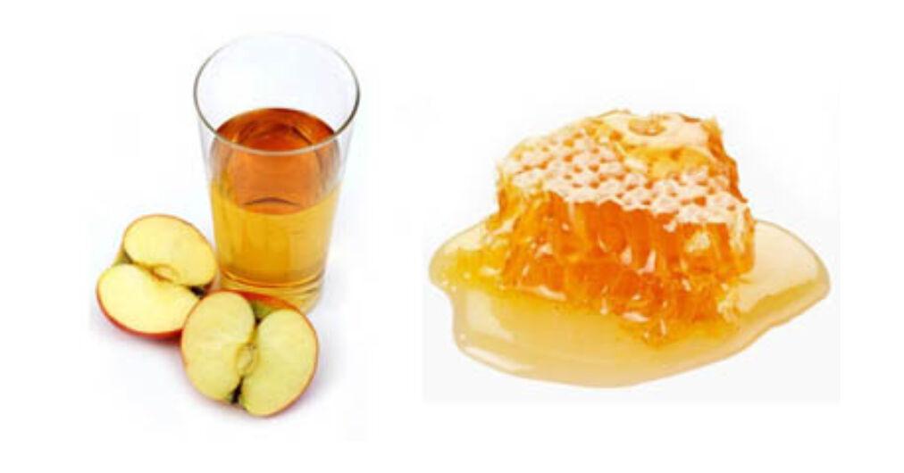 méz és almaecet a prosztatitisből)