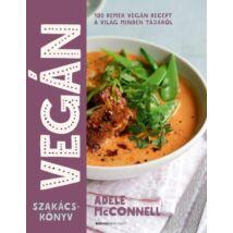 Vegán szakácskönyv - 100 remek vegán recept a világ minden tájáról