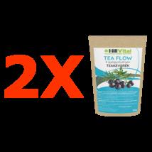 Tea Flow - gyógynövényes teakeverék - 2db.