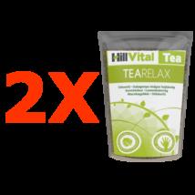Tea Relax - gyógynövényes teakeverék - 2db.